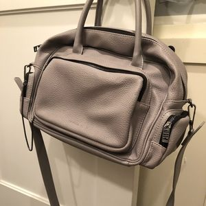 NWOT Juicy Couture Pastel Purple satchel duffel